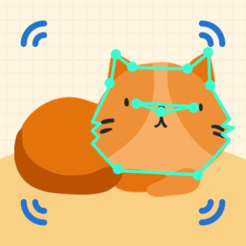 猫脸关键点检测