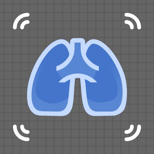 X光片检测患者肺炎